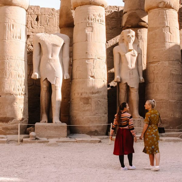 2 Days Luxor Tour From Safaga Port - Safaga Shore Excursions