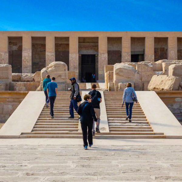Dendera & Abydos Tour from Safaga Port - Safaga Shore Excursions