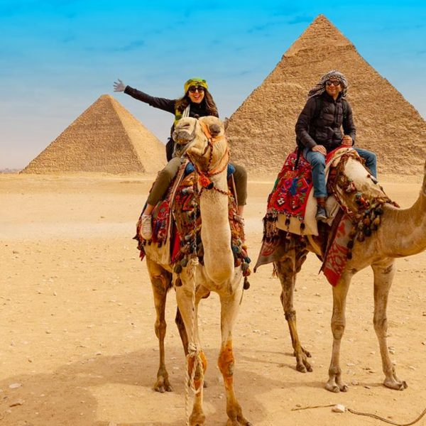 Pyramids Day Tour From Alexandria Airport - Safaga Shore Excursions
