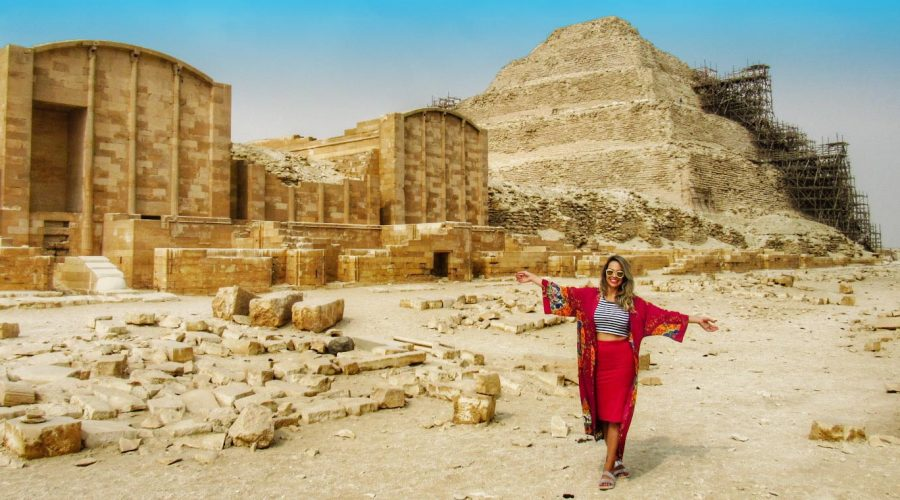 Pyramids Tour From Port Said - Trips In Egypt