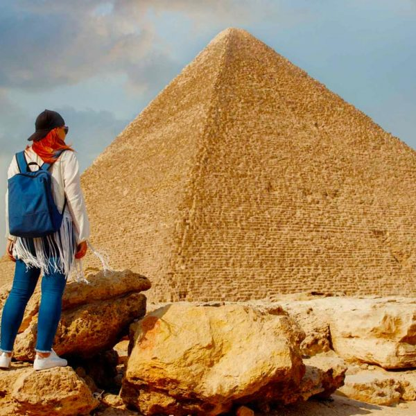 Pyramids Tour From Sokhna Port - Safaga Shore Excursions