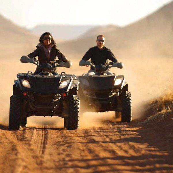 Super Safari By Quad From Safaga Port - Safaga Shore Excursions