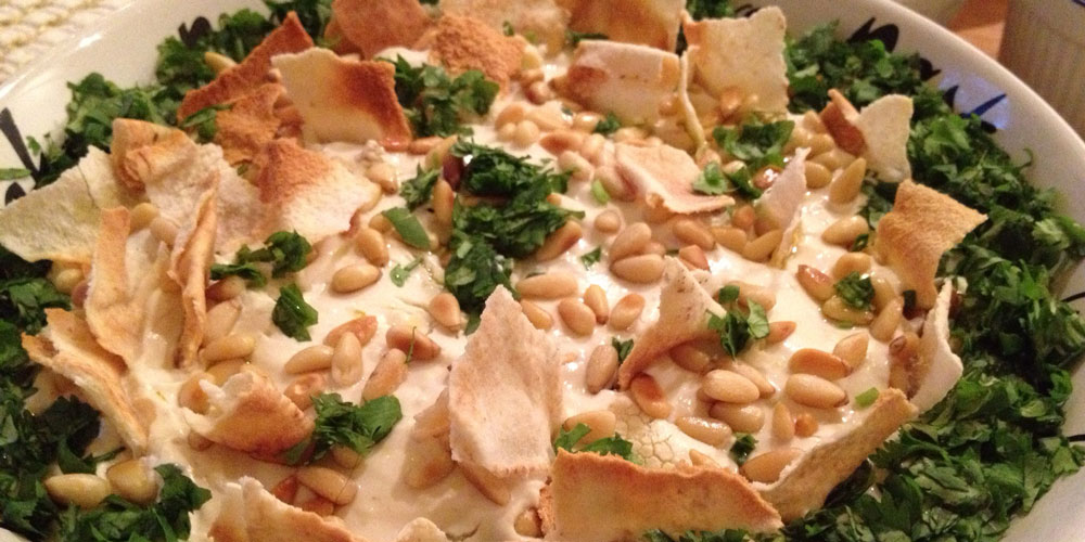 Fattah - Egyptian Food - Safaga Shore Excursions