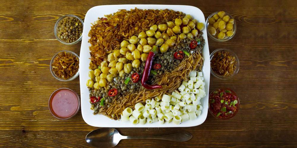 Koshary - Egyptian Food - Safaga Shore Excursions