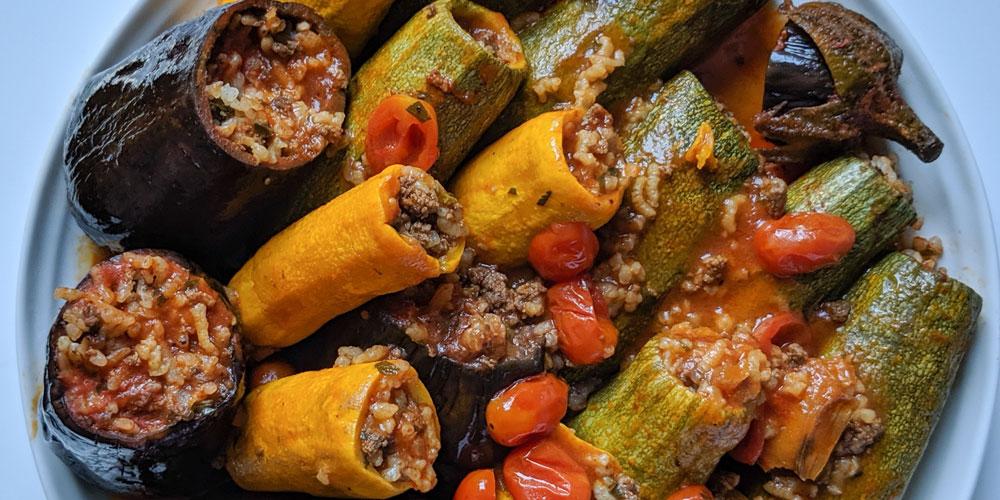 Mahshi - Egyptian Food - Safaga Shore Excursions