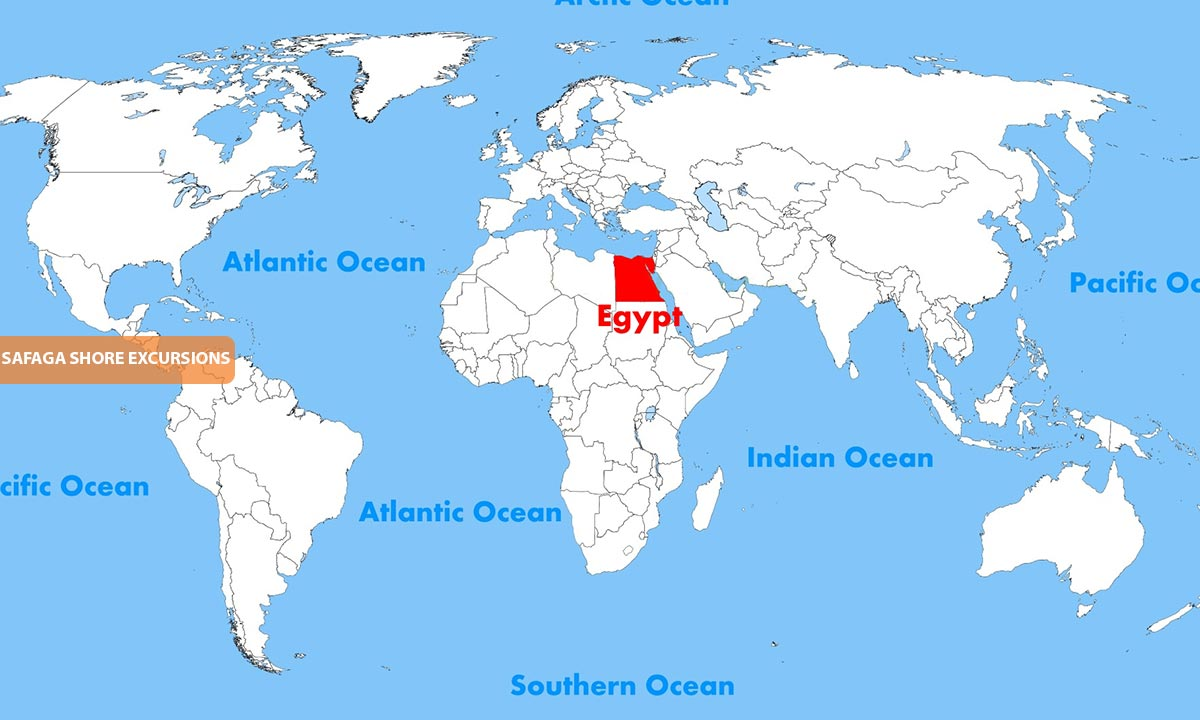 Geopolitical Importance of Egypt - Safaga Shore Excursions