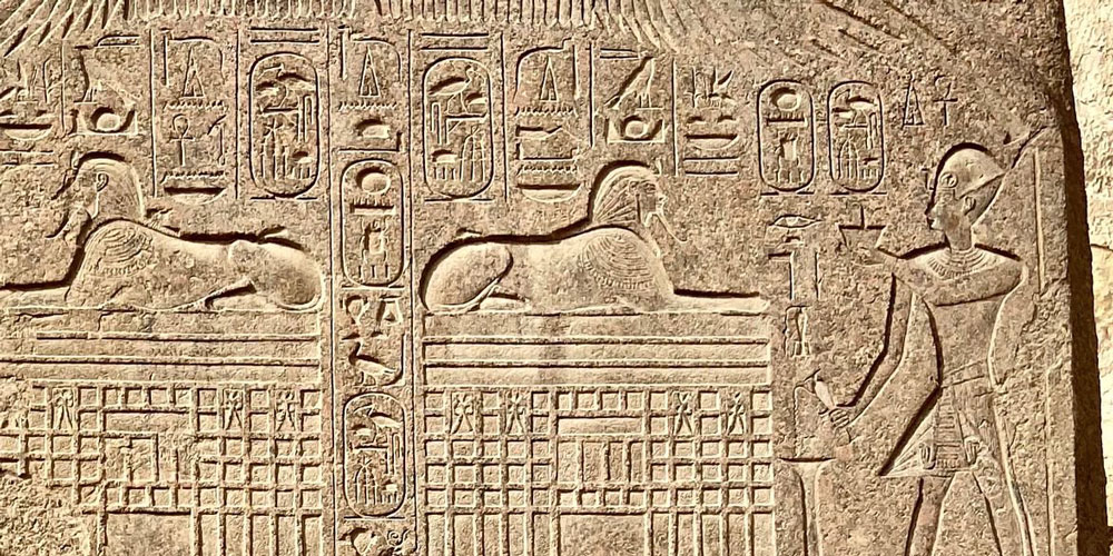 Dream Stela of King Tuthmosis IV At the Sphinx - Safaga Shore Excursions