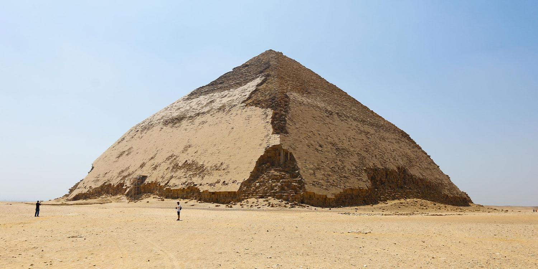 The Bent Pyramid At Dahshur - Safaga Shore Excursions