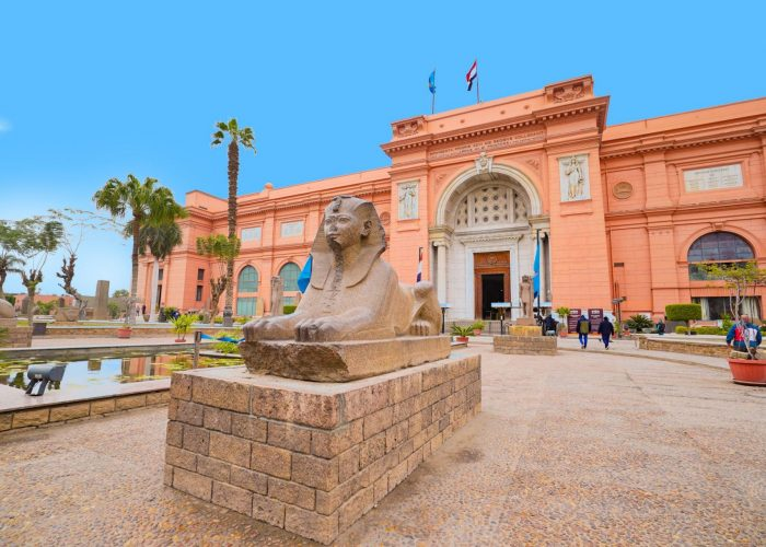 The Egyptian Museum of Antiques - Safaga Shore Excursions