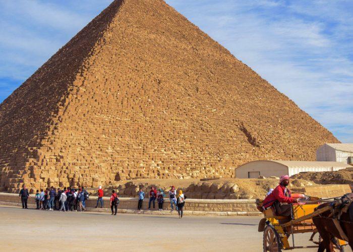 The Great Pyramid Of Khufu - Safaga Shore Excursions