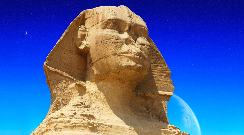 The Great Sphinx - Safaga Shore Excursions